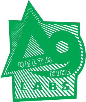 Delta 9 Labs Logo